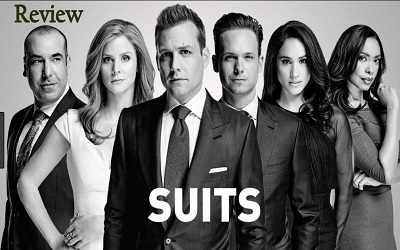 Suits-地道英语
